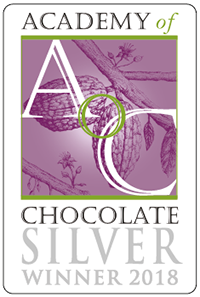 Academy of chocolate Silver winner 2018