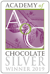 Academy of chocolate Silver winner 2019