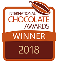 Chocolate Awards Winner 2018